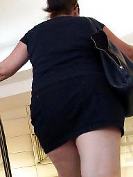 Big ass, Public, Big asses