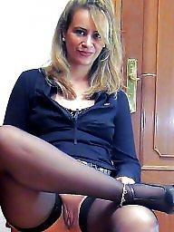 Nylon, Nylons, Heels, Legs, High heels, Dressed