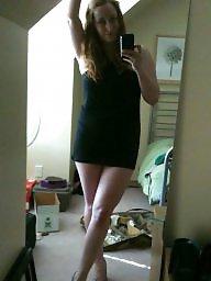 Amateur big tits, Redheads, Big tit redhead
