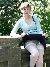 Amateur, Mature stockings, Uk mature