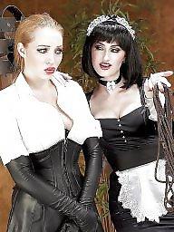 Lesbian, Maid, Lesbians