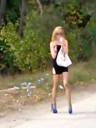 Street, Whore, Whores, Poland, Public voyeur