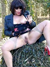 Mature stockings, Stocking mature, Mature brunette