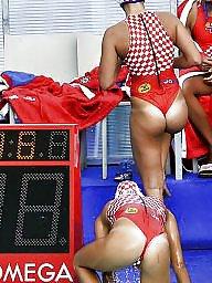 Big ass, Girl, Celebrity, Sports, Girls, Big asses