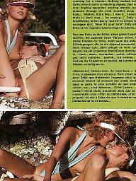 Magazine, Hairy lesbians, Magazines, Hairy