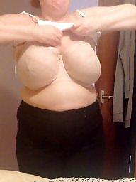 Wifes tits, Bbw big tits, Wife tits