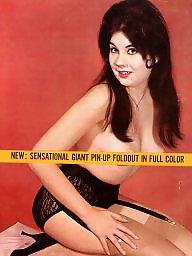 Vintage, Magazine, Magazines, Vintage tits