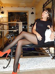 Pantyhose, Stockings, Spandex, Legs, Stockings voyeur