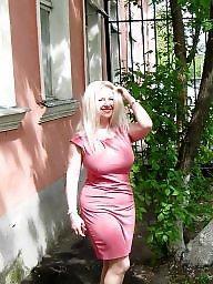 Busty russian, Woman