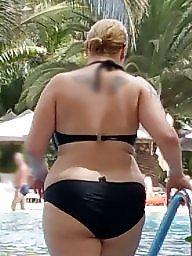 Chubby, Pool, Amateur bbw, Amateur chubby