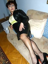 Зрелая мама