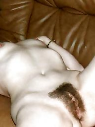 Shaved, Vintage hairy, Shave