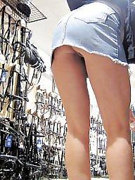 Upskirt, Public, Upskirts, Voyeur, Public nudity, Upskirt voyeur