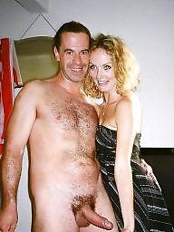 Cfnm, Public nudity