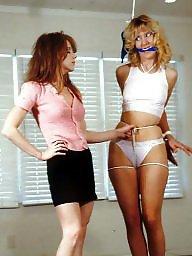 White panties, White, Panty upskirt