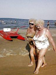 Granny big boobs, Granny beach, Busty, Granny boobs, Amateur granny, Big granny
