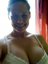 Amateur milf, A bra