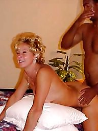 Interracial, Wet, Stocking, Wetting, Black milf, Reality