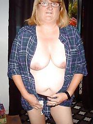 Bbw wife, Wifes tits, Bbw redhead