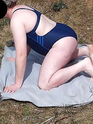 Swimsuit, Funny, Public matures, Mature swimsuit, Mature public