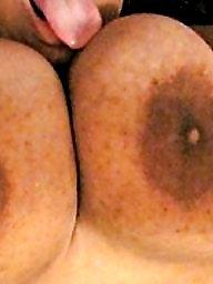 Ebony bbw, Nipples, Areola, Bbw black, Big ebony