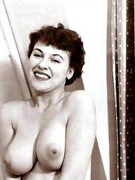 Vintage, Lady, Vintage amateur, Ladies, Vintage tits