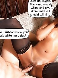 Captions, Cuckold, Milf captions, Caption, Mature captions, Mature interracial