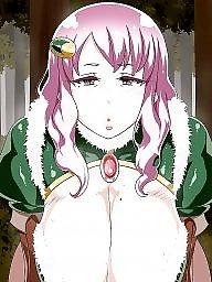 Nipple, Hentai