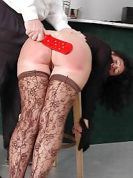 Mature bdsm, Brunette mature, Punishment