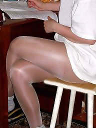 Amateur ass, Pantyhose ass, Amateur pantyhose