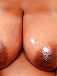 Nipples, Big nipples, Areola, Big black, Big ebony