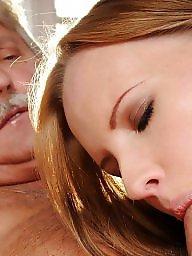 Old men, Facials, Young old, Teen facial, Teen blowjob, Love