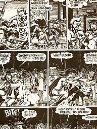Vintage cartoons, Cherry