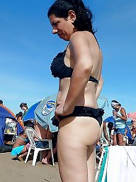 Mature beach, Beach mature, Beach milf, Wife mature