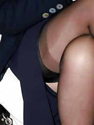 Uk mature, Mature stocking, Ladies