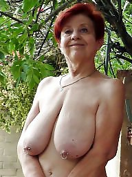Granny, Granny boobs, Slave, Mature bdsm, Big granny, Granny big boobs