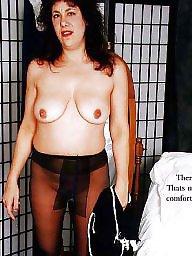Pantyhose, Amateur pantyhose, Black stocking