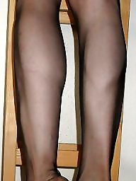 Nylon feet, Leggings, Leg, Legs stockings, Pantyhose feet, Amateur stockings