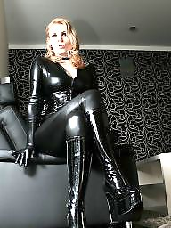 Boots, Leather, Gloves