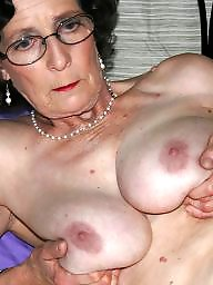 Granny, Granny tits, Mature stocking, Mature tits, Granny stockings, Mature stockings