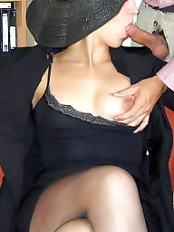 Facial, Nylons, Clothes, Facials, Clothed