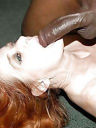 Ebony, Ebony blowjob, Blowjobs, Black blowjob, Ebony interracial, Interracial blowjob