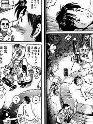 Comic, Comics, Japanese, Japanese cartoon