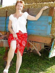 German, Mature redhead, German mature, Amateur mature, Redhead mature