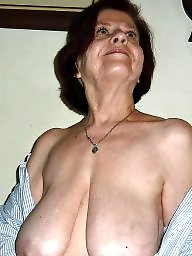 Granny, Slave, Boobs, Granny boobs, Mature slave, Granny bdsm