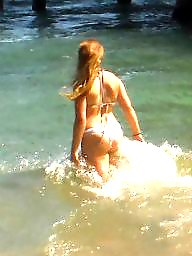 Beach, Teen bikini, Butt, Teen beach, Ass bikini, Sexy ass