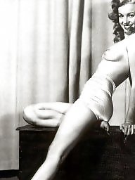 Vintage, Stockings, Vintage porn, Scandal