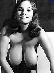 Big tits, Retro, Vintage, Vintage boobs, Vintage tits, Stunning