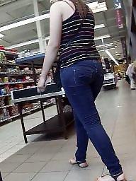 Butt, Butts, Candids, Candid
