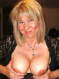 Mature, Wife, Mature wife, Wifes tits, Wife tits